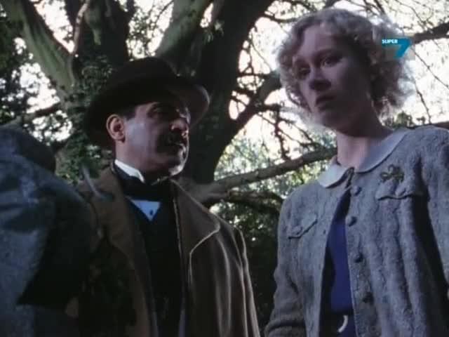 Случаите на Поаро / Трагедия в имението Марсдън - Сериал Бг Аудио