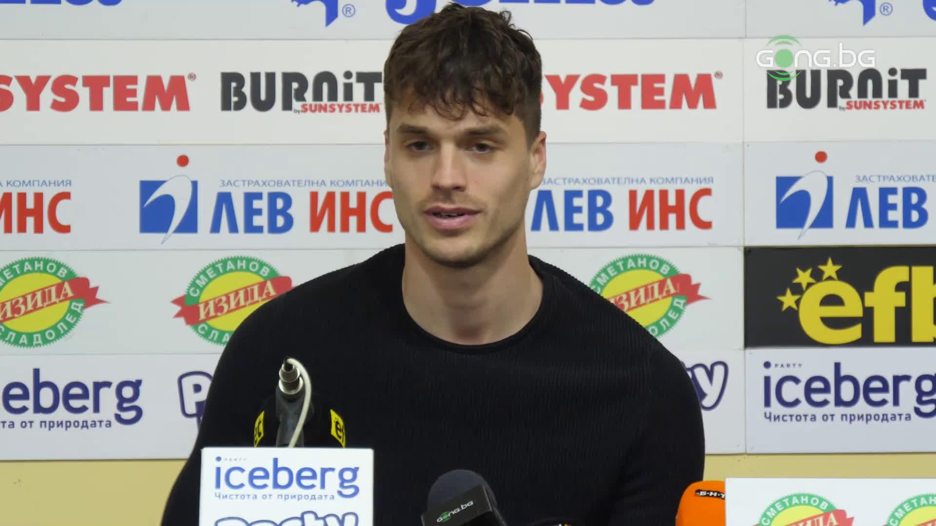 Юрген Матей: Следващият сезон ще сме по-близо до Лудогорец, ЦСКА е като Аякс