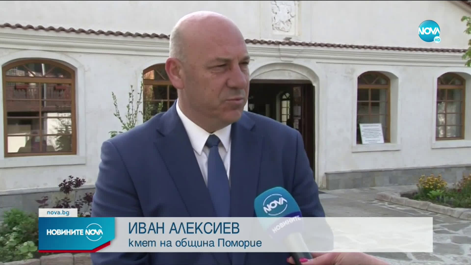 "Как ще посрещнат празника в манастир ""Св. Георги"" в Поморие"