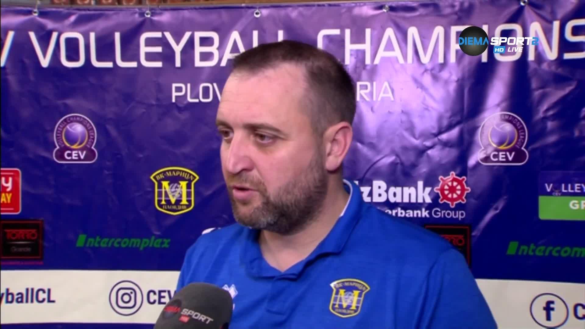 Иван Петков: Трябваше да внимаваме повече в детайлите