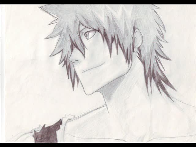 фото рисунков аниме