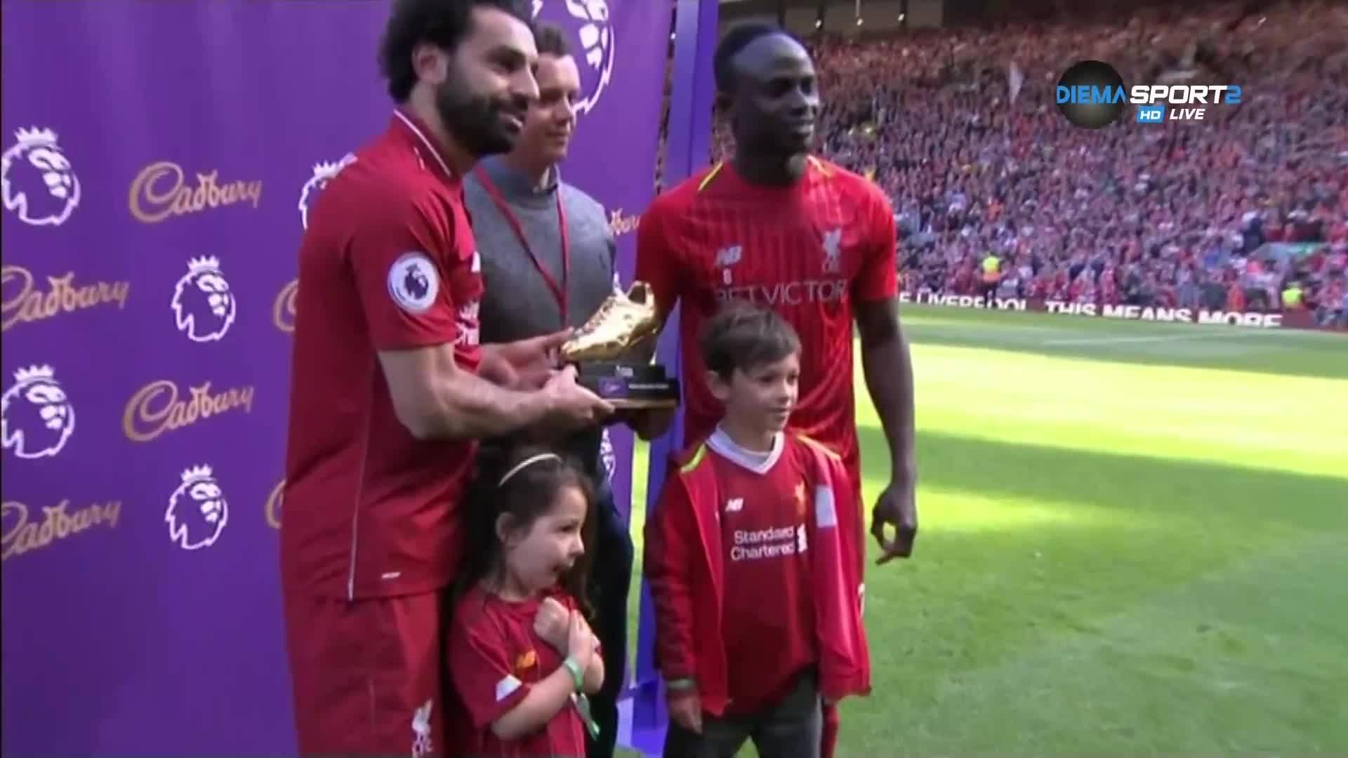 Трима си разделиха голмайсторския приз във Висшата лига
