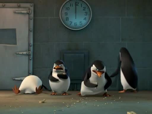 The Penguins of Madagascar - Go fish