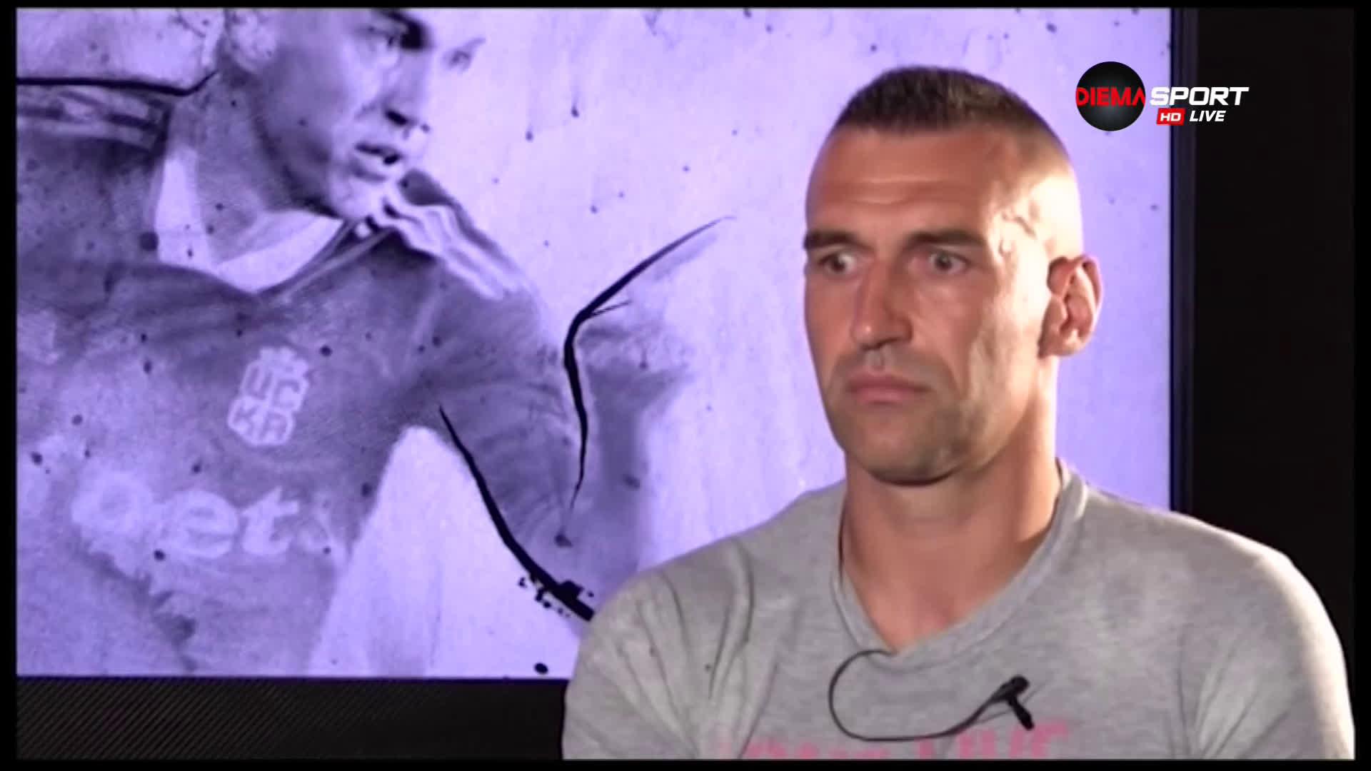 Камбуров: През 2007 година имах оферта от Левски, не се разбрахме
