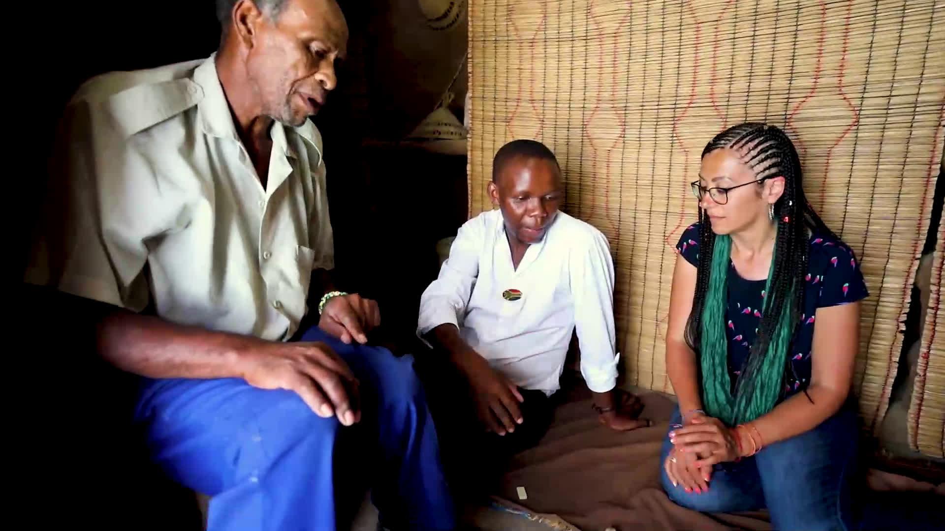 Традиционни лечители 1, Южна Африка (Без багаж еп.211 трейлър).