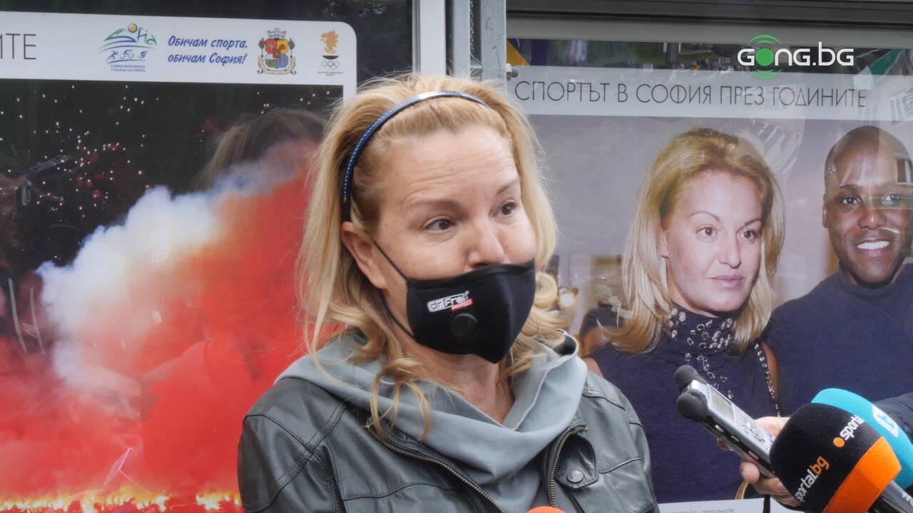 Стефка Костадинова: Отлагането на Олимпиадата е голям, но правилен шамар