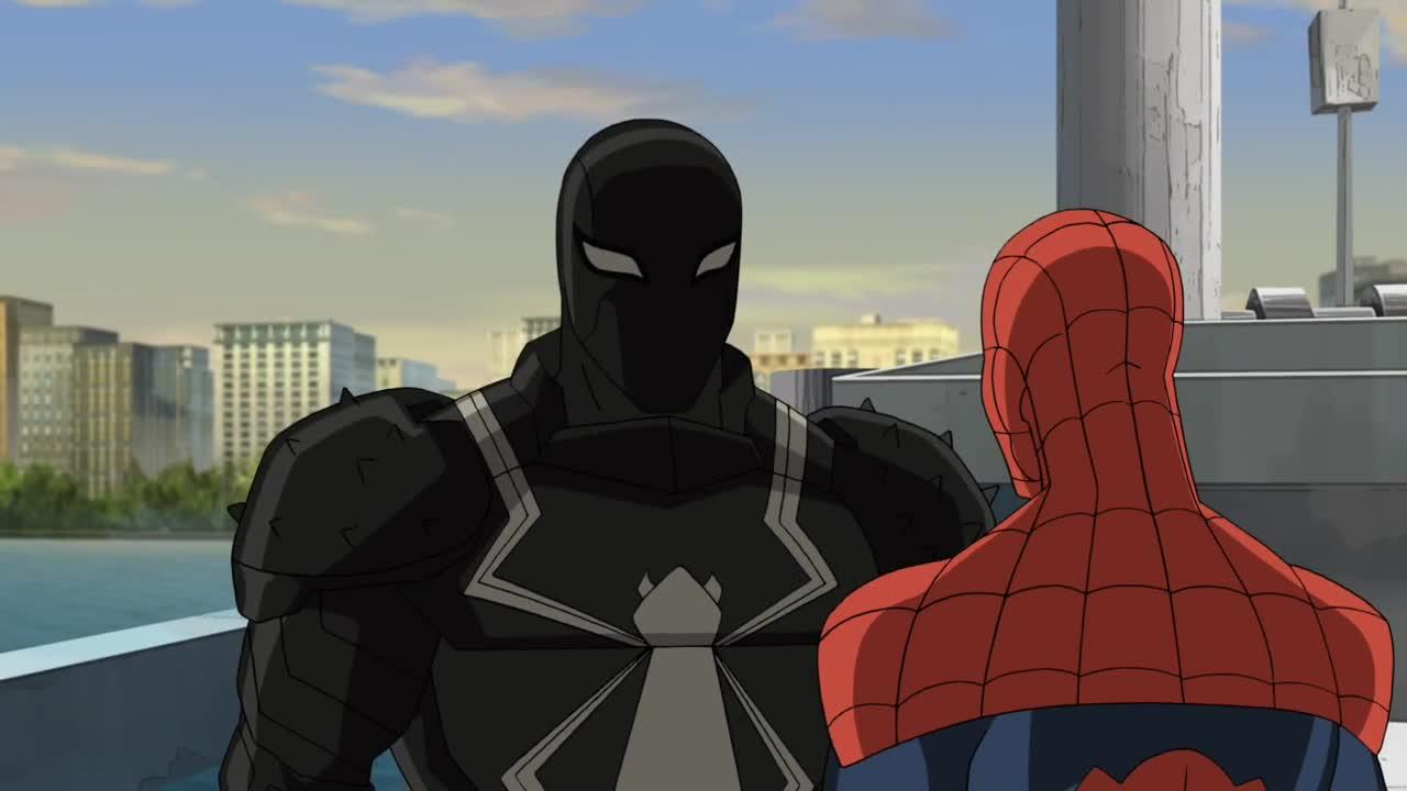 spider carnage vs venom