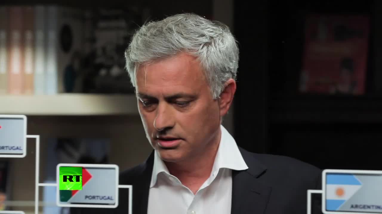 Soft spot for Portugal? See Special Jose Mourinho World Cup semi-finals predictions
