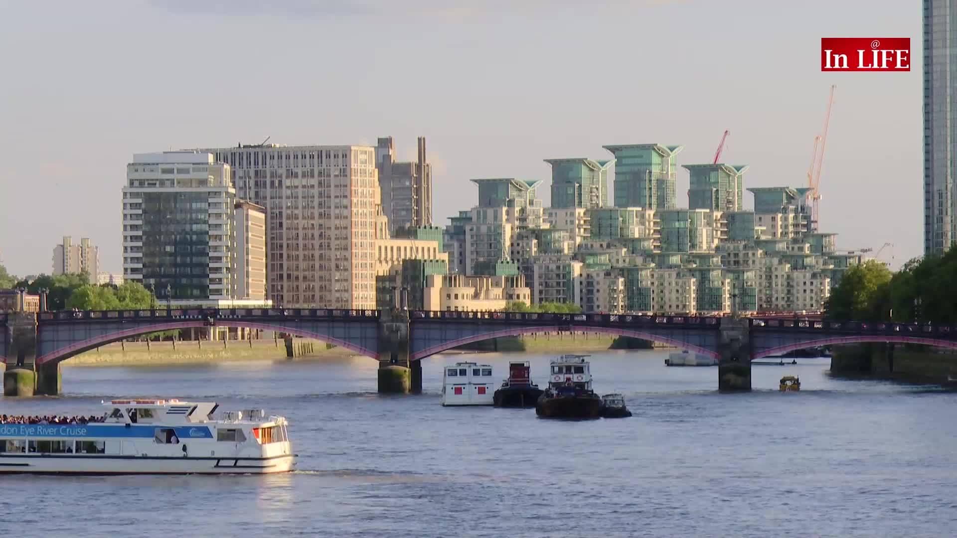 Великата имперска столица Лондон!
