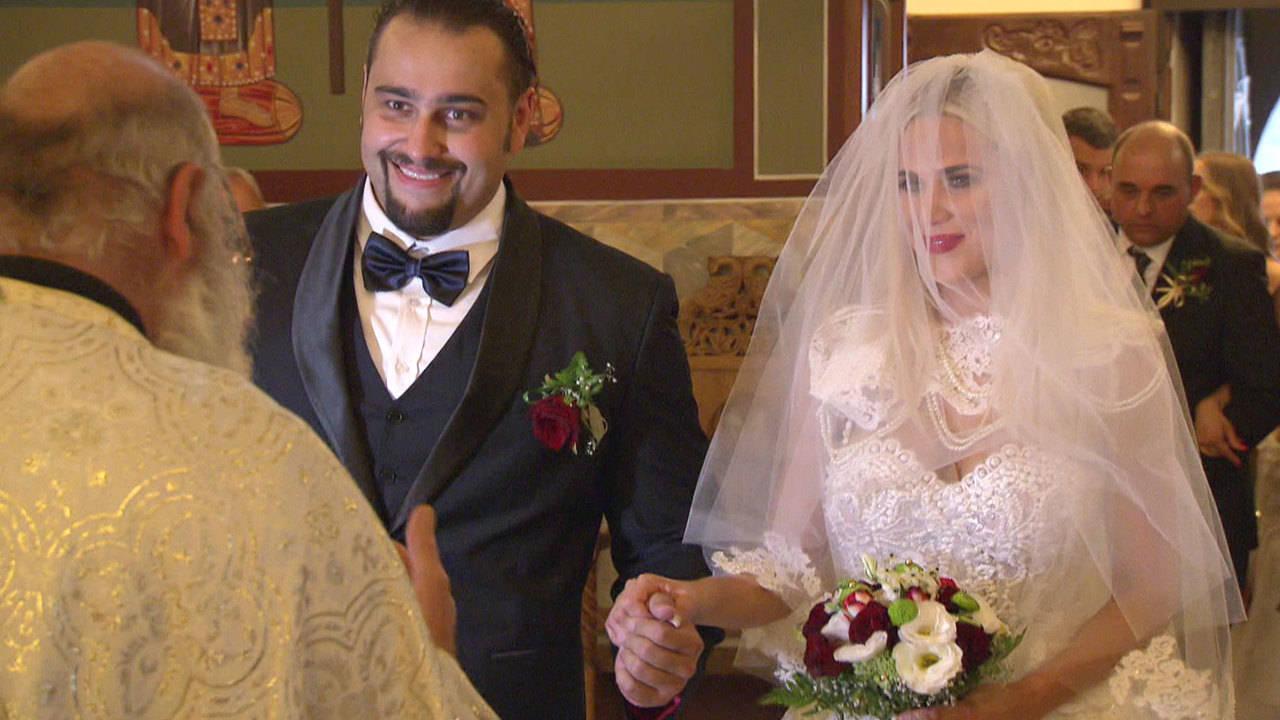 Лана и Русев се ожениха в България, 26 Април, 2017