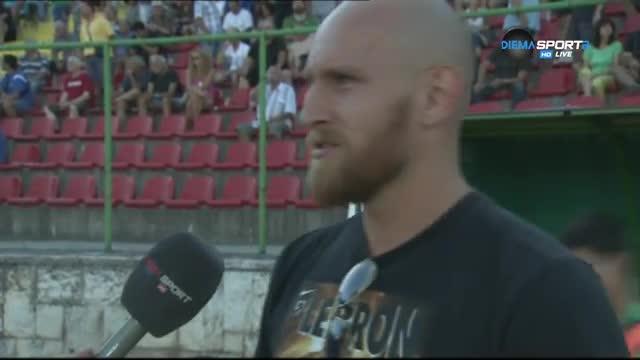 Димитър Петков: Ще се борим за Първа лига