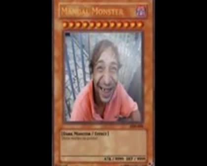 Naj Silna Karta V Yu Gi Oh Vbox7
