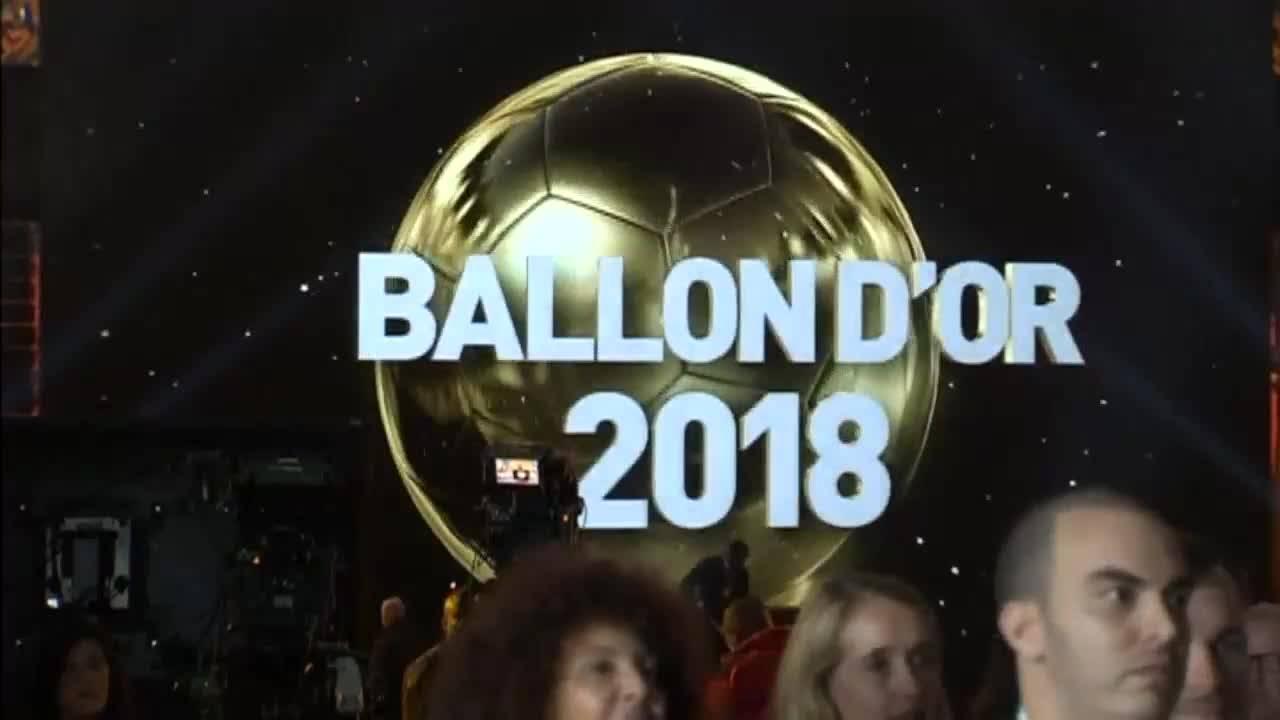 Лауреатите на Златната топка - Лука Модрич, Мбапе и Ада Хегерберг