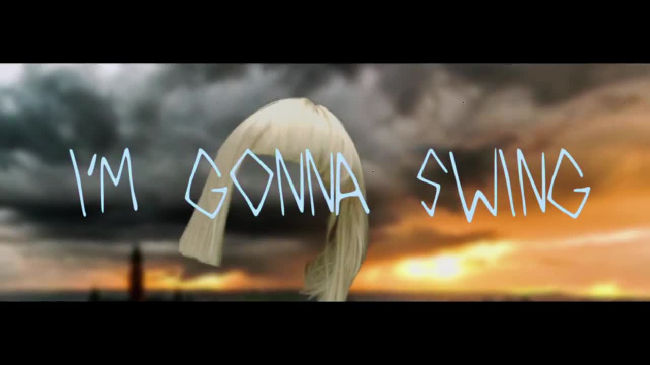 Sia - Chandelier ( Lyric Video )