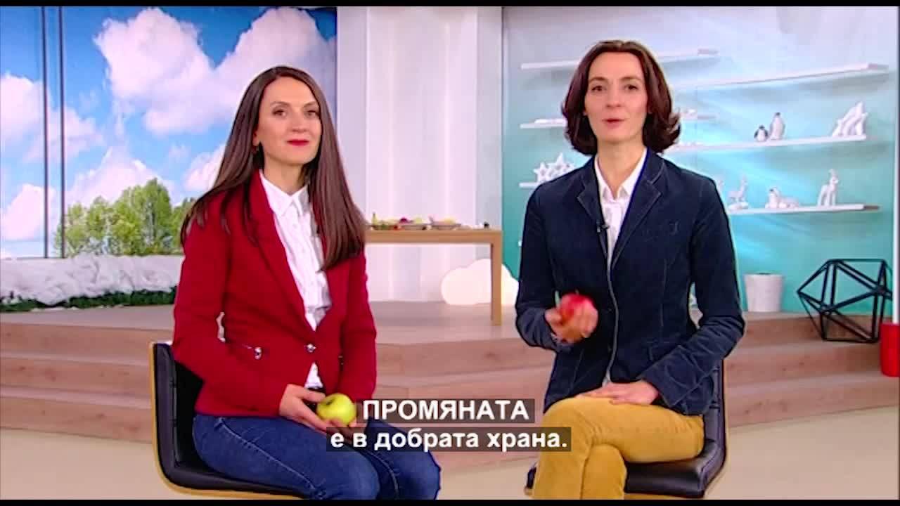 За храната - финалисти в ПРОМЯНАТА 2018/2019