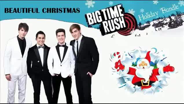 big time rush 02 beautiful christmas lyrics - Big Time Rush Beautiful Christmas