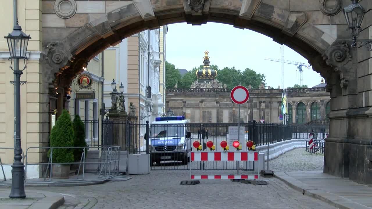 Germany: Security tight before Bilderberg meeting kicks off in Dresden