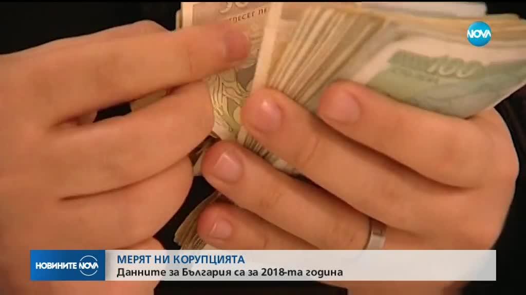 """България води в ЕС по усещане за корупция, сочи доклад на \""""Трансперънси интернешънъл\"""""""