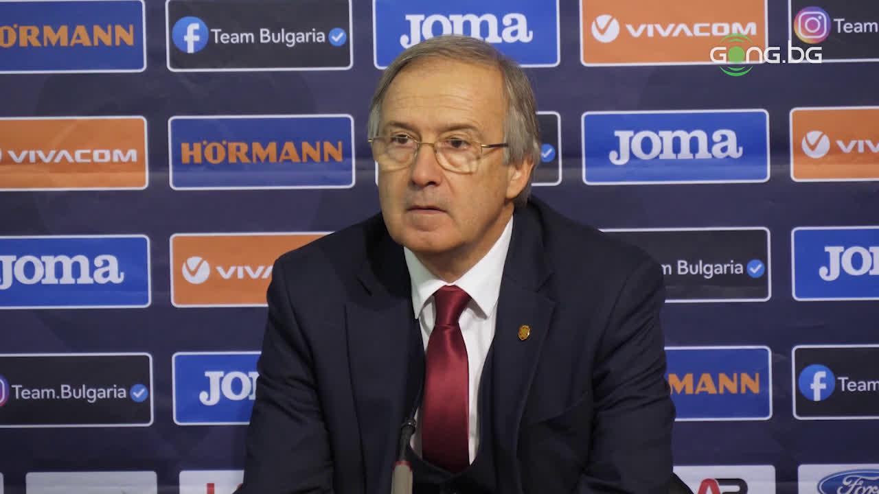 Дерменджиев разясни за Антов: Като поемаш ангажимент, трябва да имаш топки