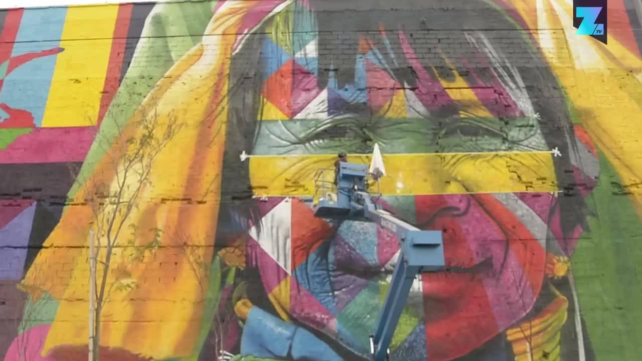 Най-яките графити, които си виждал