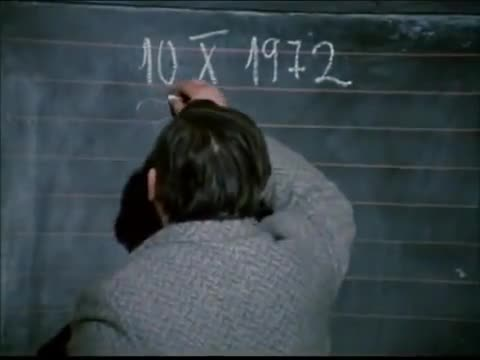 Преброяване на дивите зайци (1973)