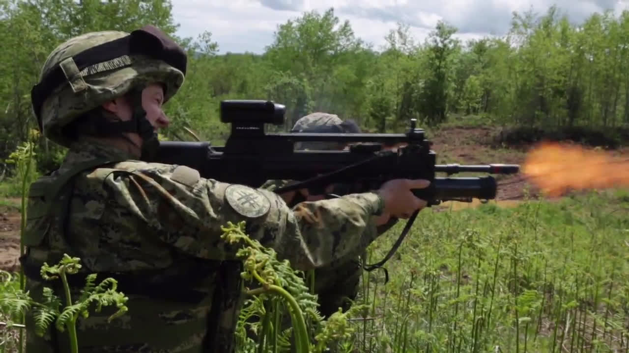Croatia: NATO troops hold military drill in Balkans