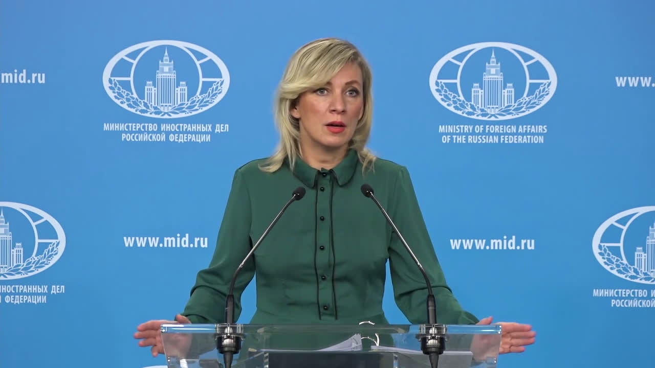 Russia: Moscow remains in contact with Ankara over Idlib situation - Zakharova