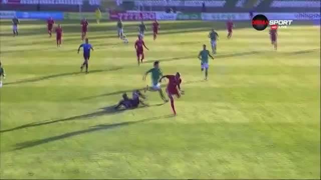 Спасяване на Душан Перниш срещу ЦСКА