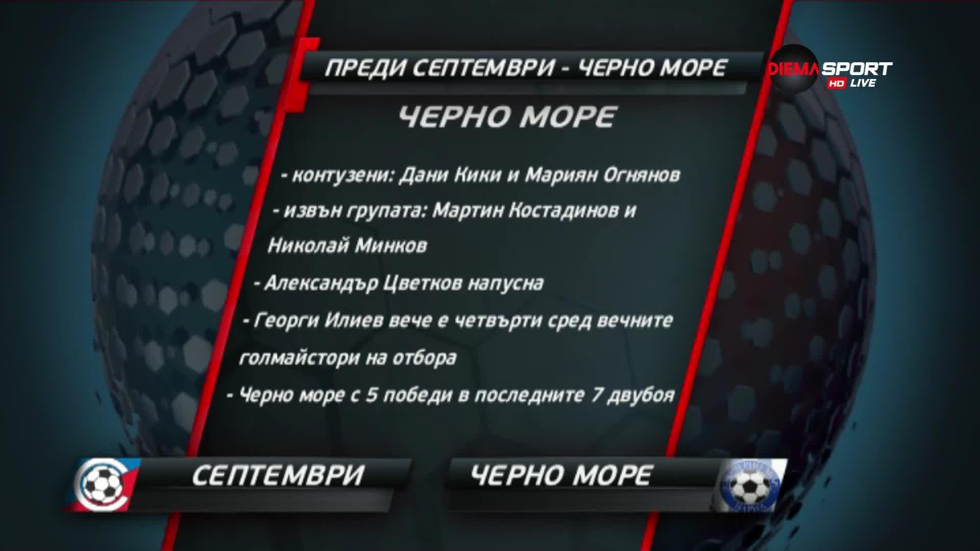 Ще потъне ли Септември в Черно море