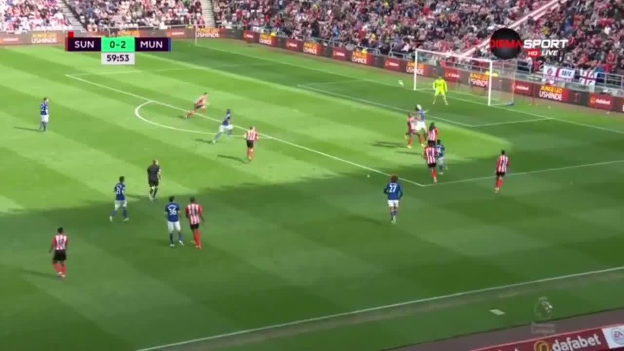 Съндърланд - Манчестър Юнайтед 0:3, 32-ри кръг, Висша лига /репортаж/