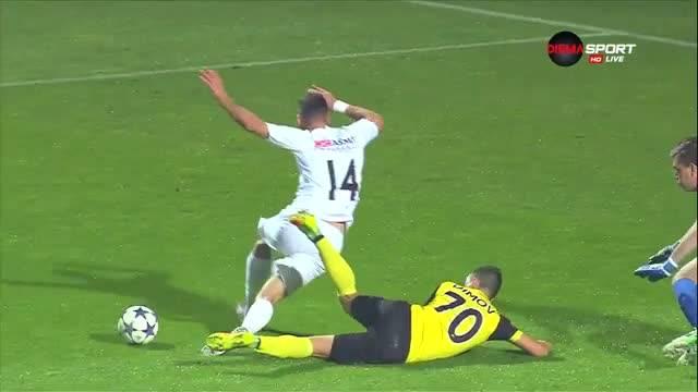 Ощетен ли бе Славия срещу Ботев Пловдив?