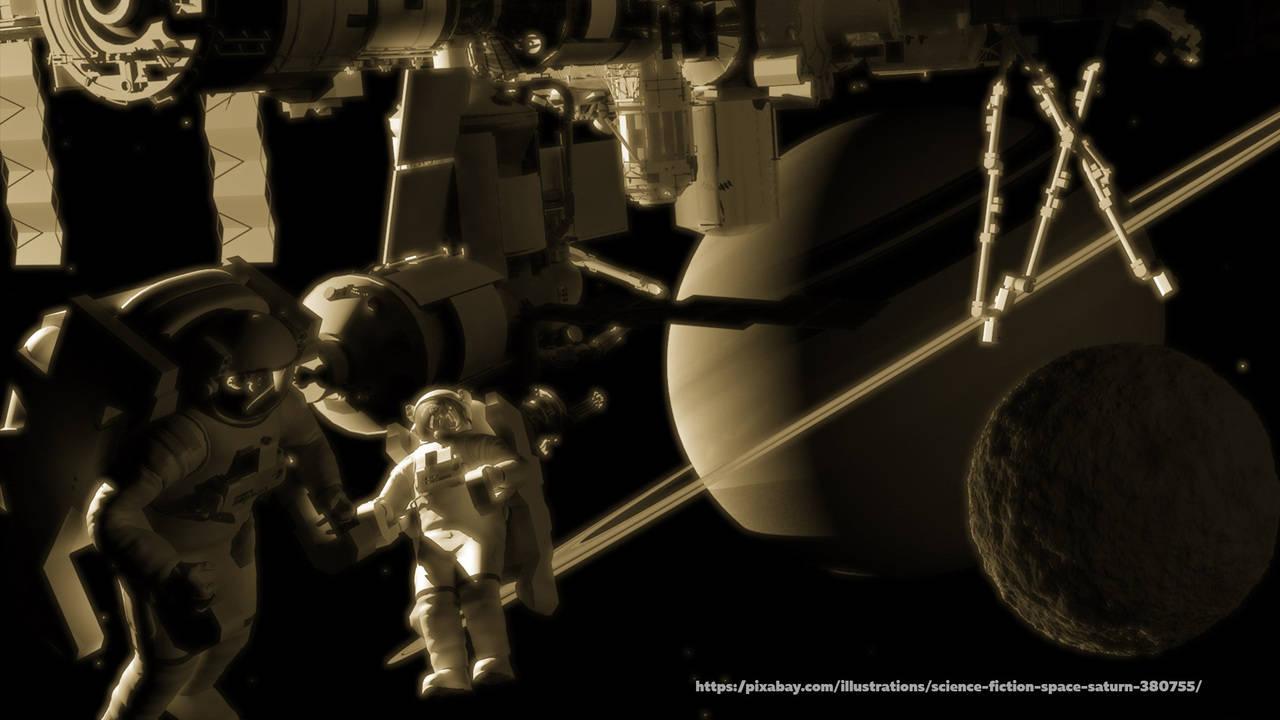 Космонавтите, които видяха истинско НЛО