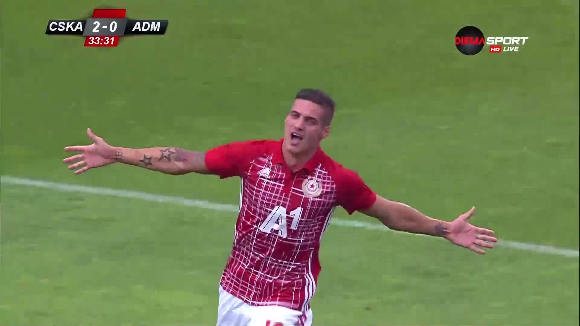 Десподов с втори гол в австрийската врата!