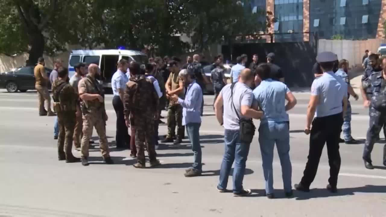 Russia: Chechen forces prevent series of terror attacks