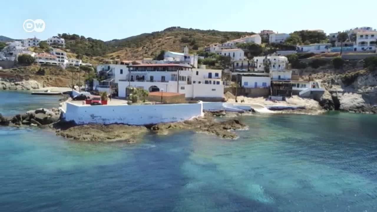 Този гръцки остров пази тайната на дълголетието