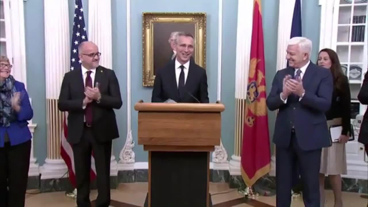 USA: Montenegro becomes 29th member of NATO