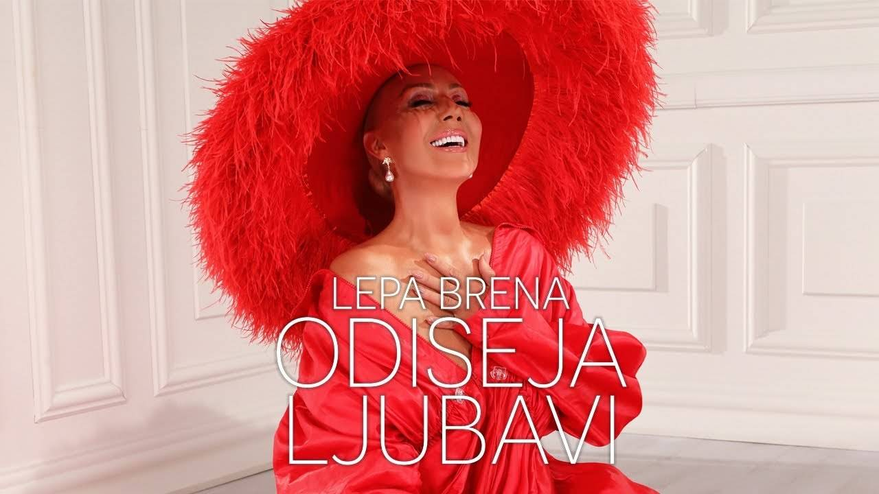 Lepa Brena - Odiseja ljubavi - (Official Video 2019)