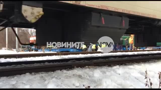 Първите трамваи от Базел пристигнаха в София
