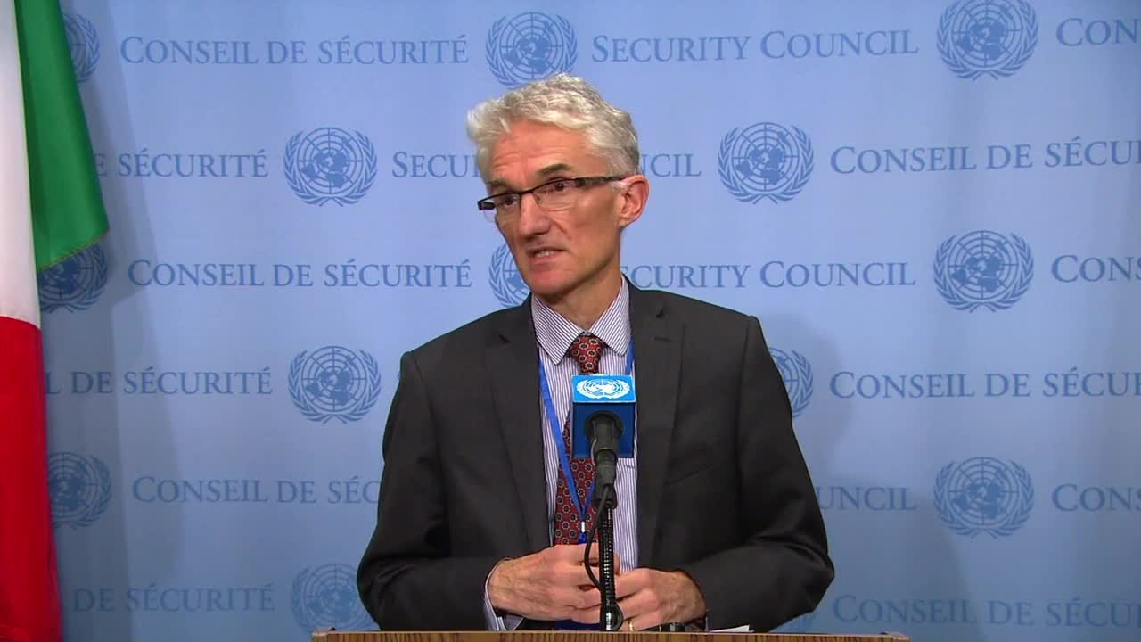 UN: Saudi-led coalition measures risk causing 'world's largest famine in decades' - UN on Yemen