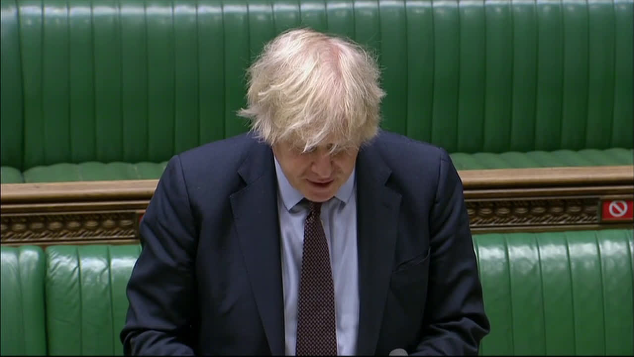 UK: PM Boris Johnson 'extremely concerned' about Iran's 'disruptive behaviour'