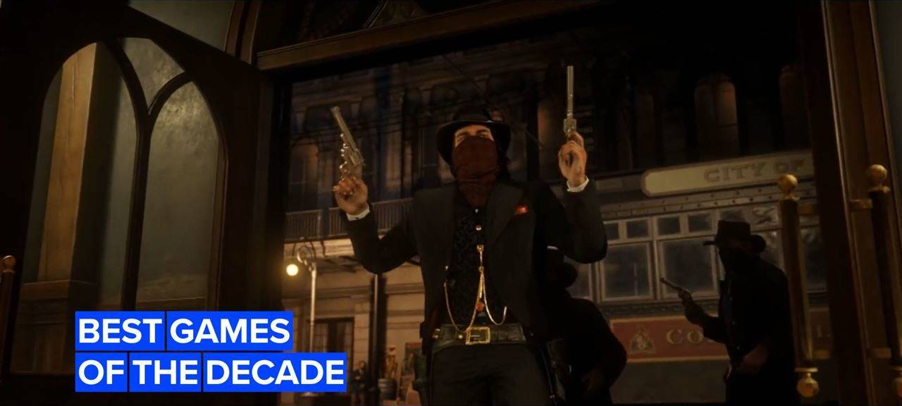 These are the best games of the decade