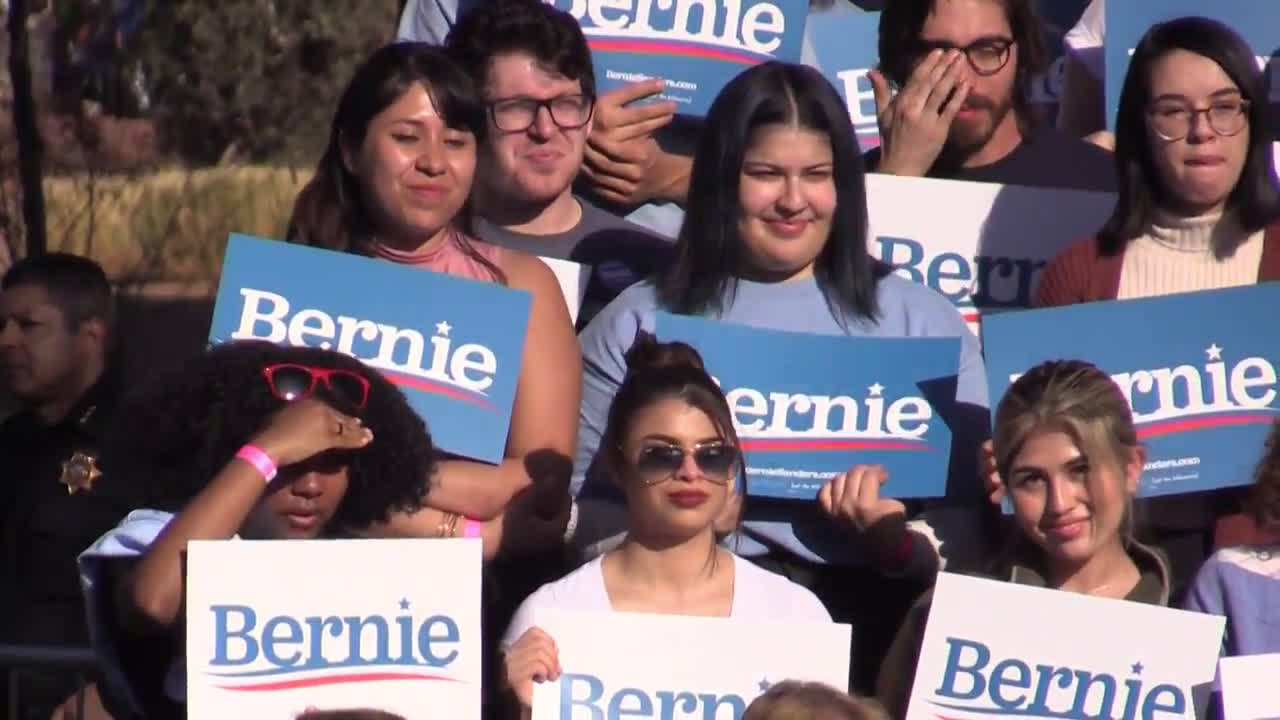 USA: Sanders vows to create 'more humane' healthcare system ahead of Nevada caucuses