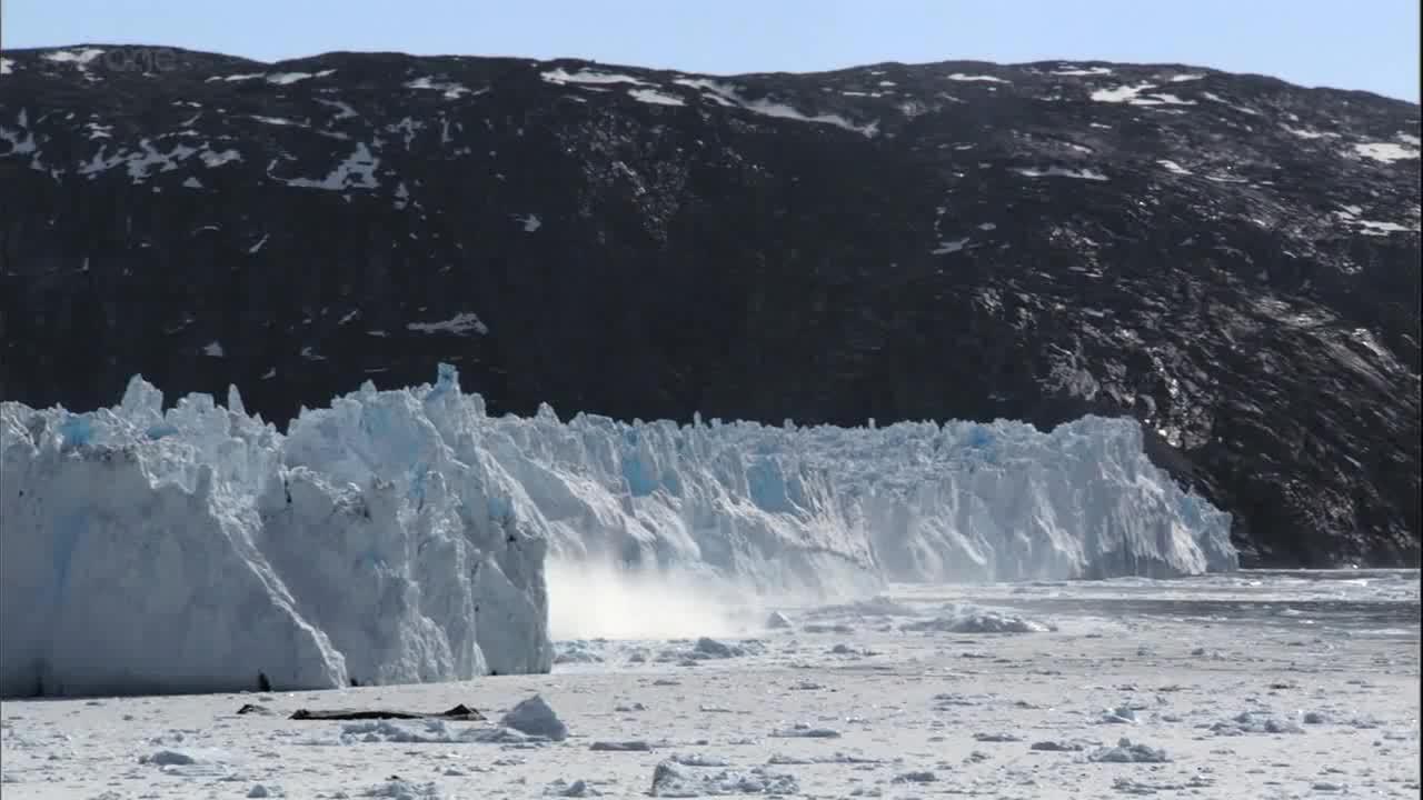 Топящите се ледници.