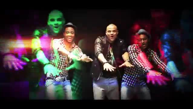 Les Jumo ft  Mohombi - Sexy (official video) Vbox7