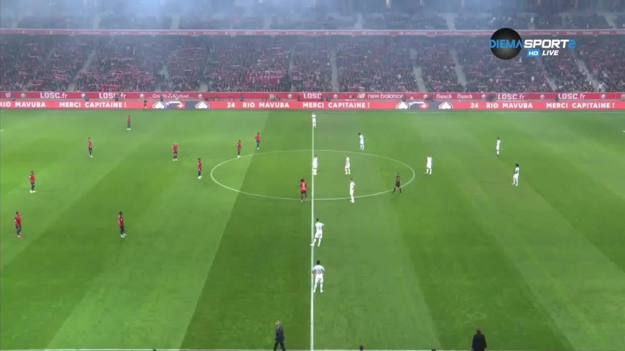 Лил - Олимпик Марсилия 3:0 (репортаж)