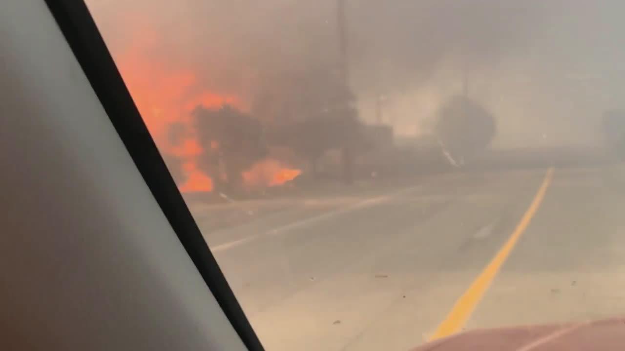Canada: Wildfire consumes BA village Lytton amid record heatwave