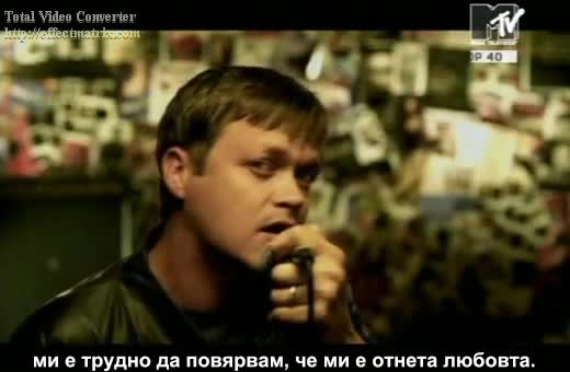~subs~ 3 Doors Down - Here Without You+subs *hq*