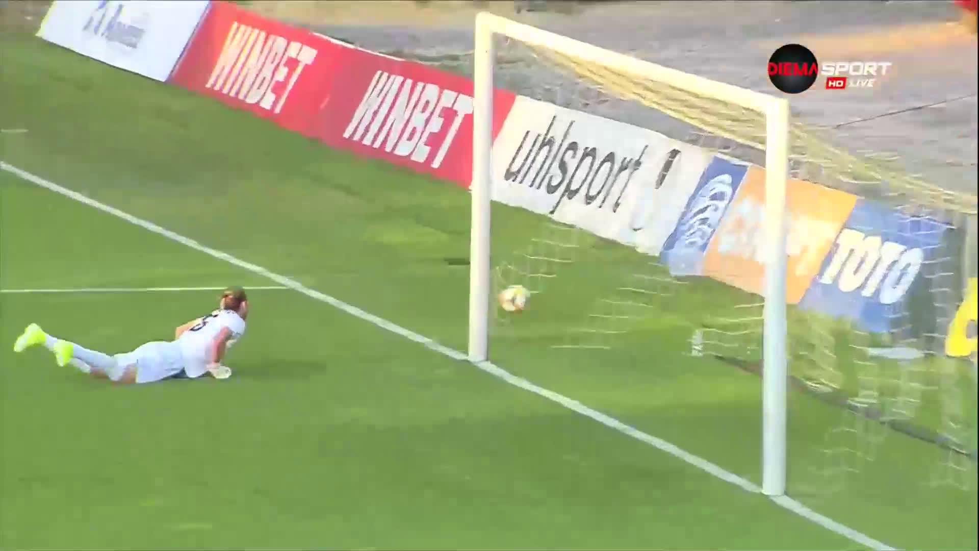 Черно море - Ботев Пловдив 0:0 /първо полувреме/
