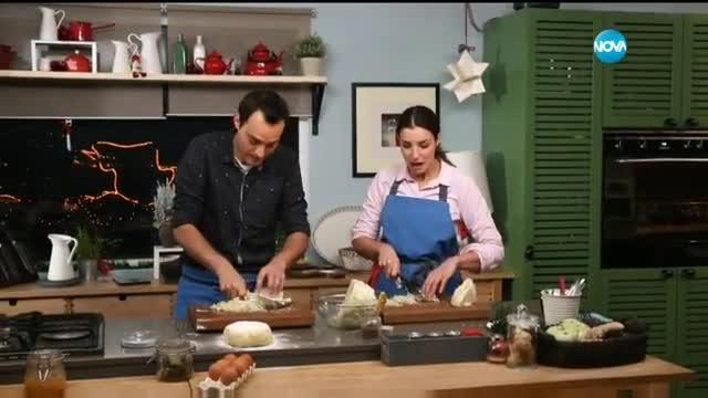 Картофени кюфтета с плънка от зеле - Бон Апети (02.01.2017)