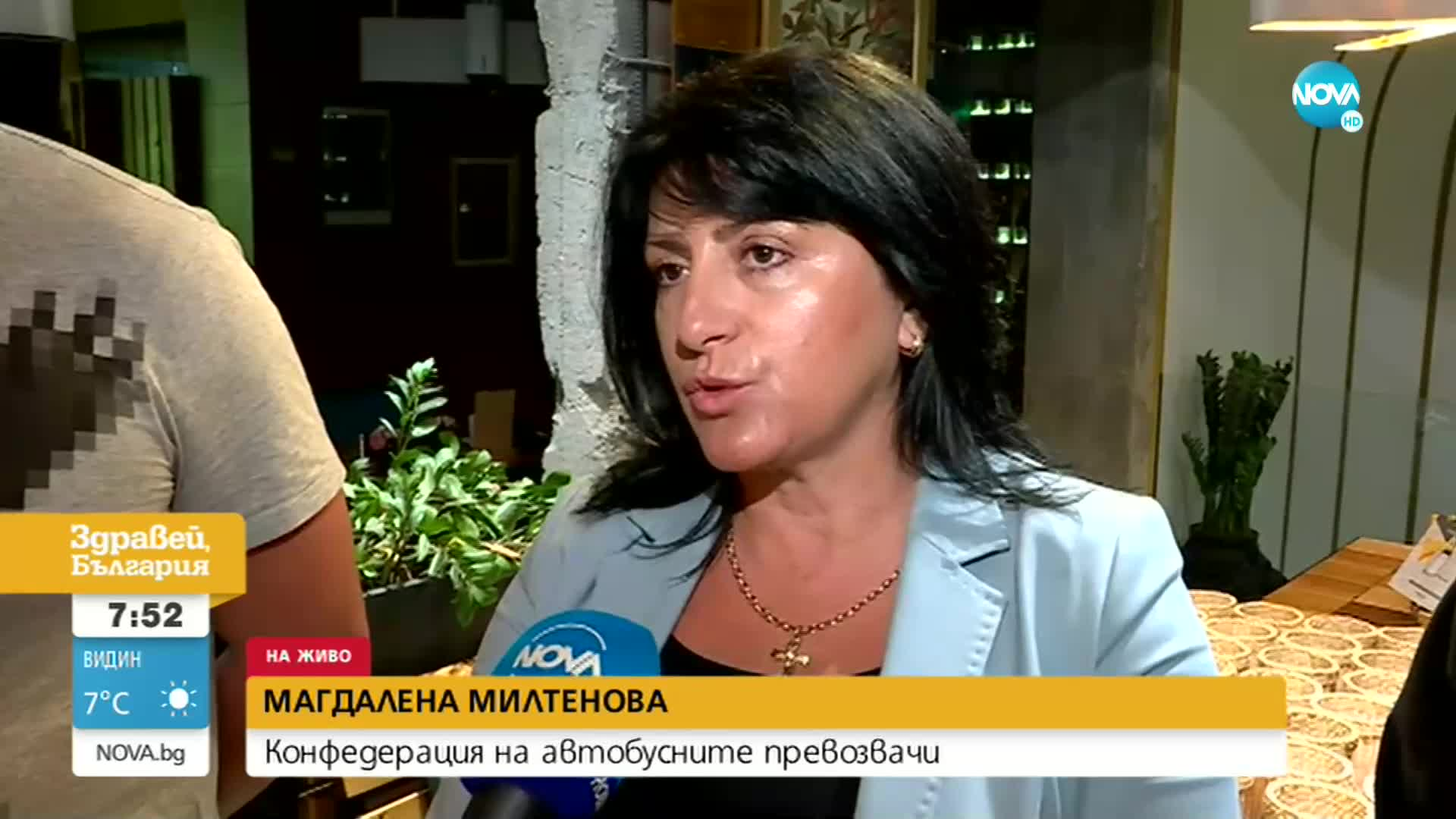 Протести на ресторантьори в Русе, Добрич и Хасково